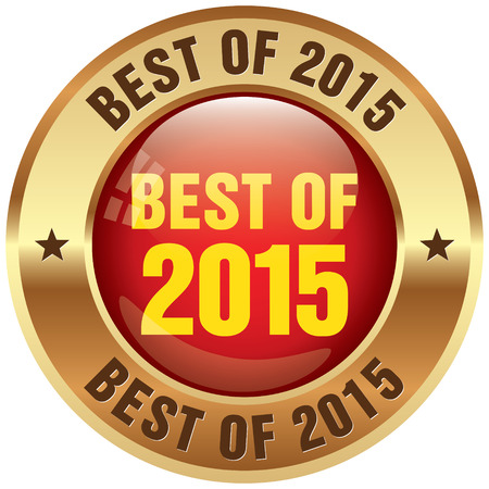 awarded: best of 2015 icon