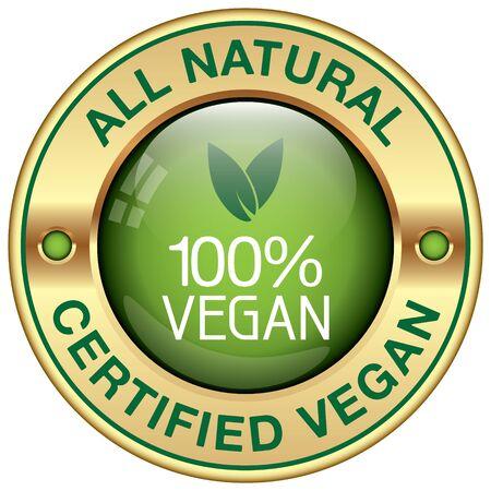vegan: vegan product icon