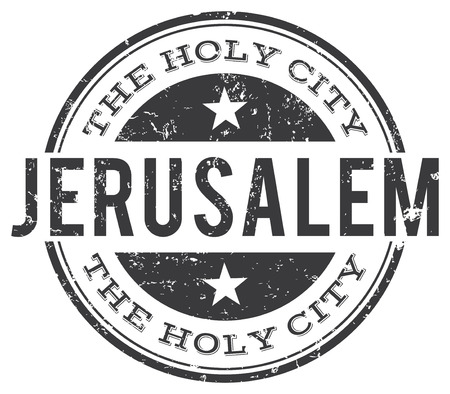 israel jerusalem: jerusalem the holy city