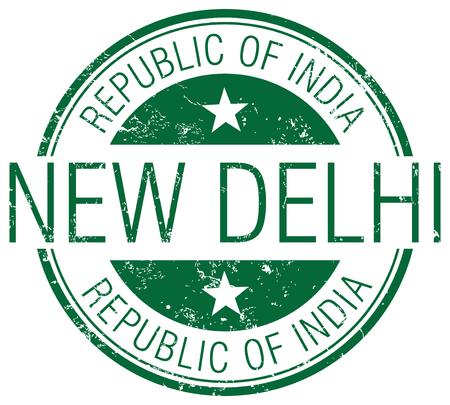 new delhi: new delhi stamp