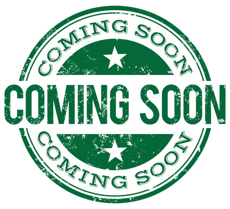 coming soon stamp 版權商用圖片 - 51627879