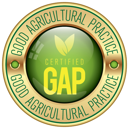 conventional: good agricultural practice rosette
