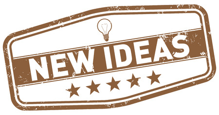 inventions: new ideas stamp