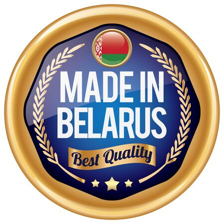 belarus: made in belarus icon