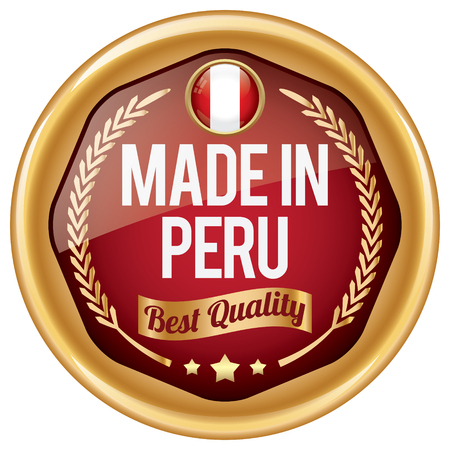 made in peru icon