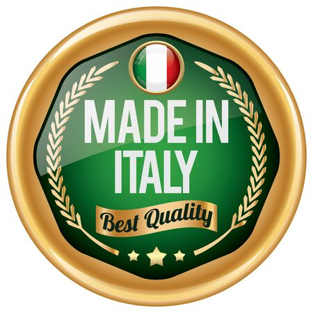 made in italy: made in italy icon