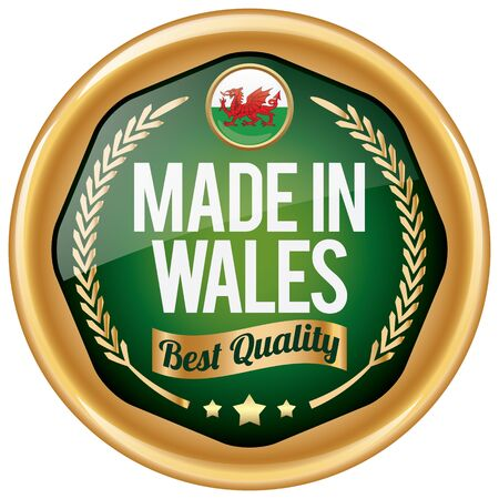 wales: made in wales icon