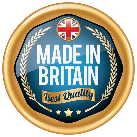 britain: made in britain icon