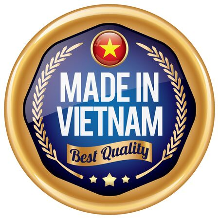 made in vietnam icon