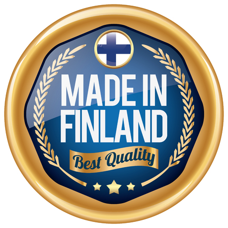finland: made in finland icon