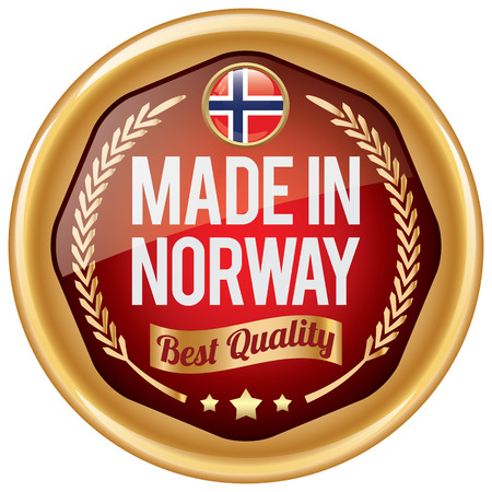 norway: made in norway icon