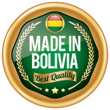 producing: made in bolivia icon