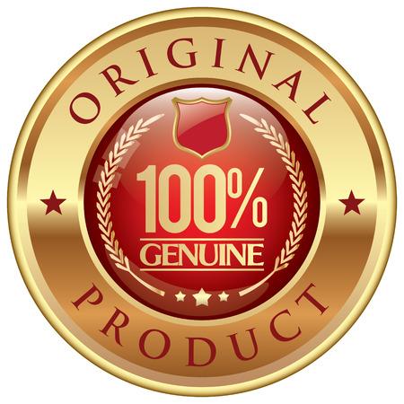 original: original product icon Illustration