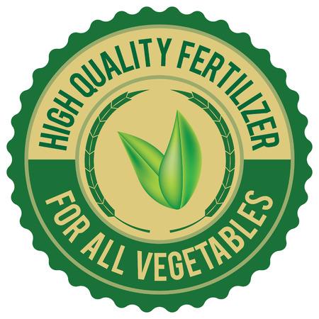 fertilizer: fertilizer label