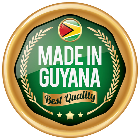 guyana: made in guyana