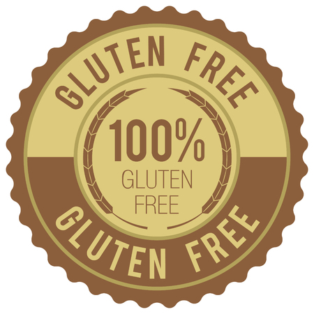 celiac: Gluten Free label