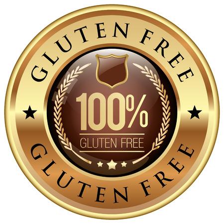 Glutenvrij badge