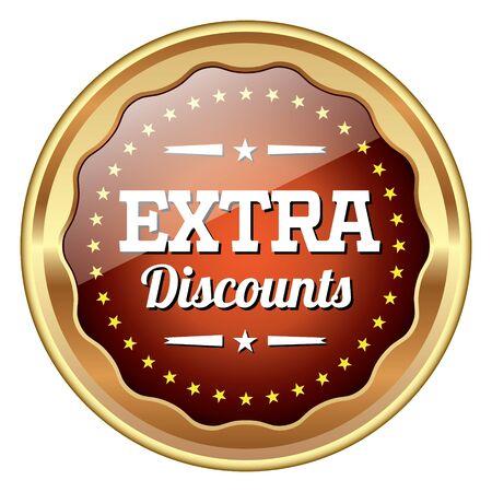 extra: Extra Discounts badge