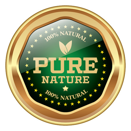 Pure Nature badge