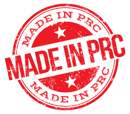 Made in PRC stamp