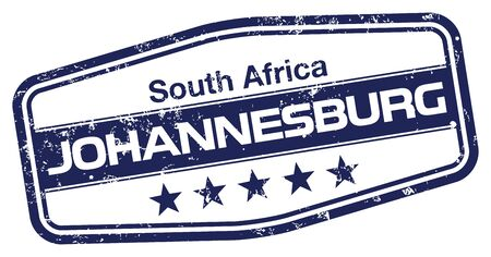 Johannesburg stamp