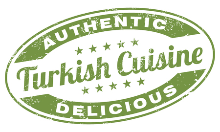 anatolian: Turkish Cuisine Stamp