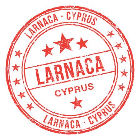 라르 나카 키프로스 스탬프