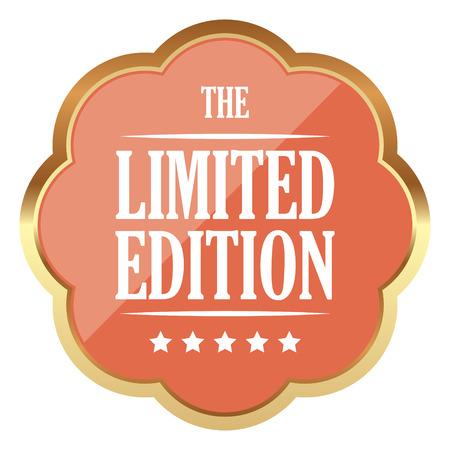 Limited Edition Badge Illustration