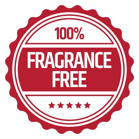 Fragrance Free Stamp