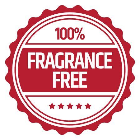 sello de la fragancia libre