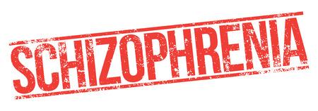 Schizophrenia Stamp