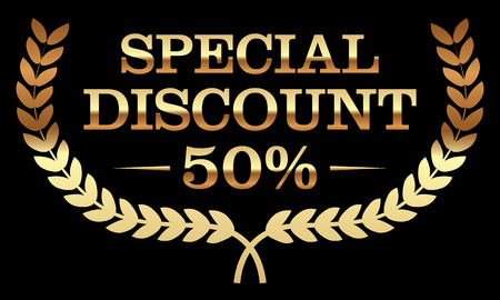 Special Discount Banner