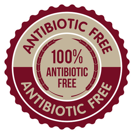 Antibiotic Free Badge