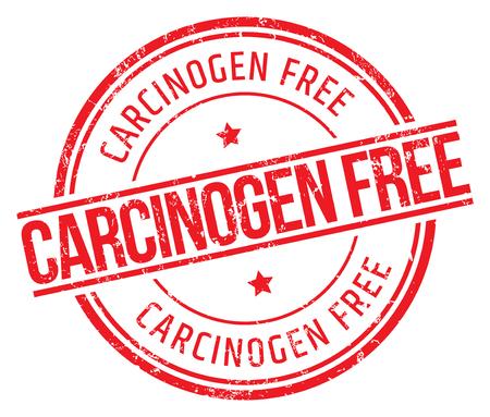 Carcinogen Free Stamp