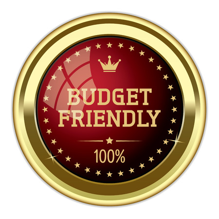 Budget Friendly Badge