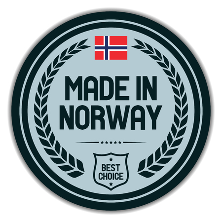 Made in Norway Ilustrace