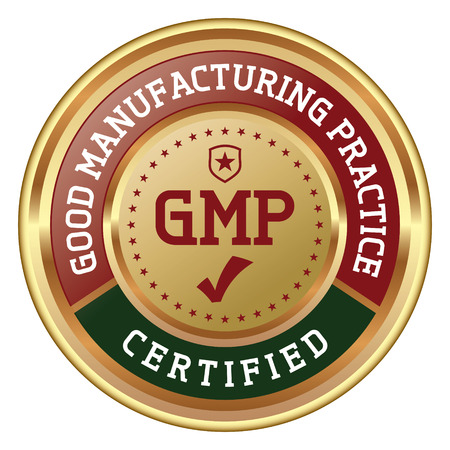 Good Manufacturing Practice. GMP Certified.
