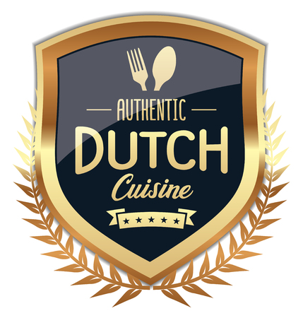 Dutch Cuisine Badge