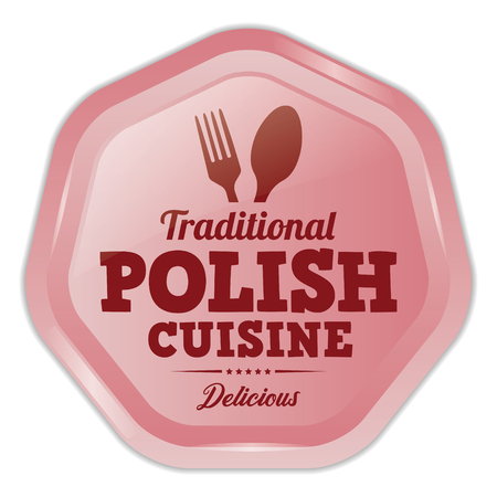 Polish Cuisine Badge