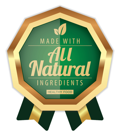 All Natural Ingredients.