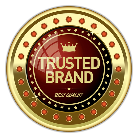Trusted Brand Badge