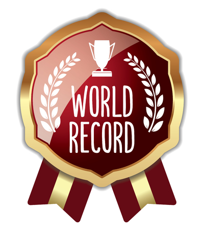World Record Badge