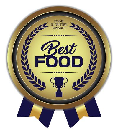 Best Food Award.
