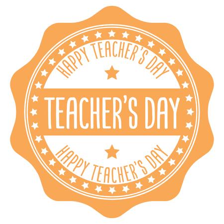 Teacher's Day Stamp