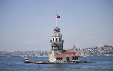 Maiden Tower, Istanbul Turkey