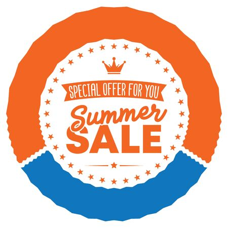 Summer Sale. Special Offer For You.