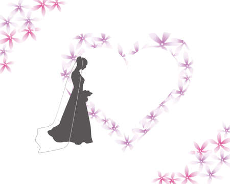love story: happy wedding