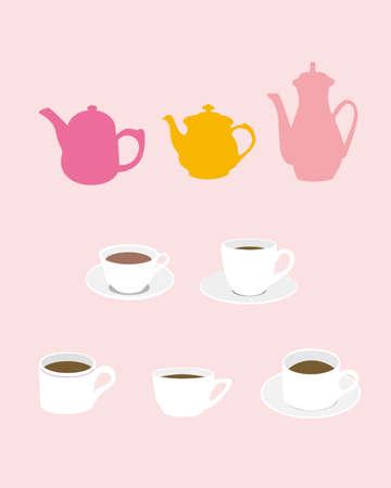 intermission: cafe Illustration