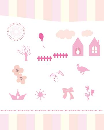 cutely set Vector
