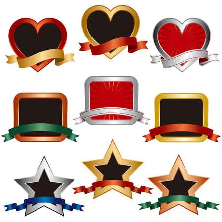 nobleman: emblema set